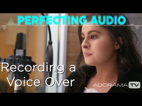 How To Record A Voice Over: Perfecting Audio With Keith Alexander