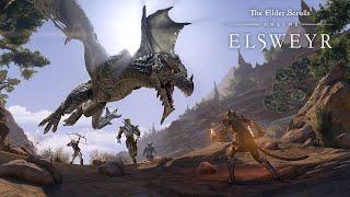 The Elder Scrolls Online — трейлер области Elsweyr