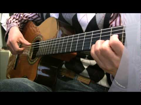 Abide With Me  Fingerstyle Guitar Tab