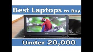 Best Budget Laptops to buy under 20,000 in India|Gaming Laptops| Amazing Amazon gadgets to buy