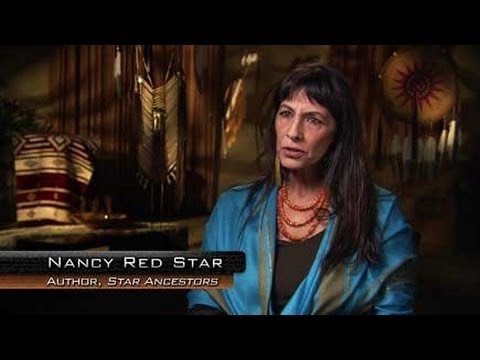 Ancient Aliens Radio - Nancy Red Star - Native Americans and Star Ancestors NEW