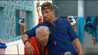 """Zach you were so sweet, telling Frankie all sweet things about him"""
