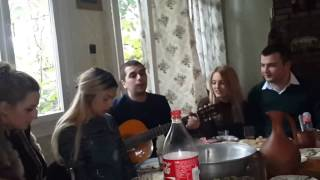 Cisferi kesanebi / ცისფერი კესანები / ბესო როსტიაშვილი / Beso Rostiashvili