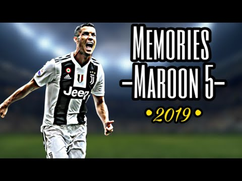 Cristiano Ronaldo Skills | Memories by Maroon 5 | 2019 Impossible Skills