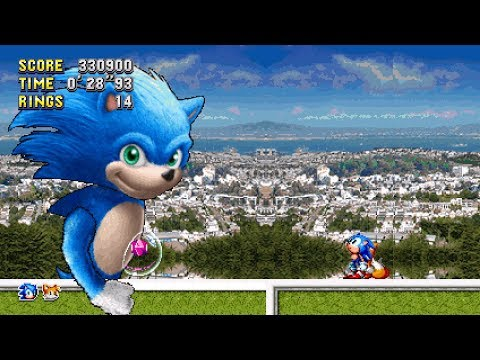 sonic-movie-boss-fight-mania-plus-mod