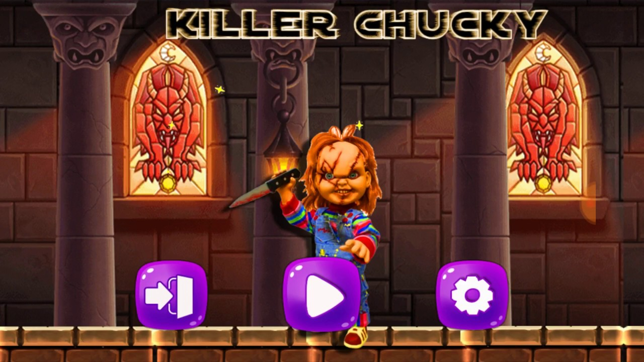 All Chucky Doll Android Games Apps