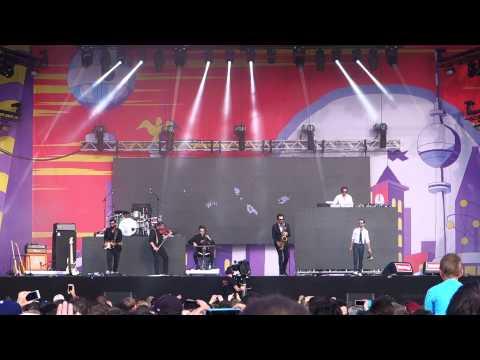 Parov Stelar - Lollapalooza Berlin 2015