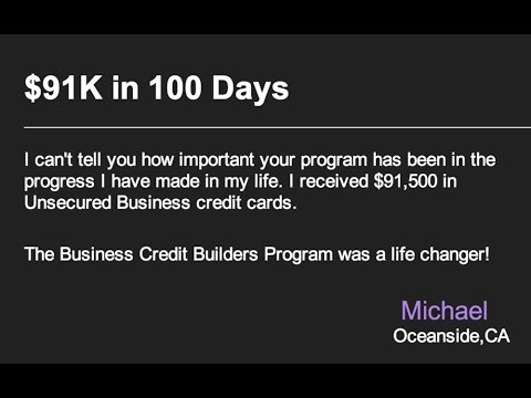 Build business credit without a personal guarantee youtube build business credit without a personal guarantee colourmoves