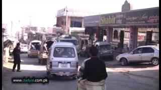 Kallar Syedan Bazaar, Pakistan