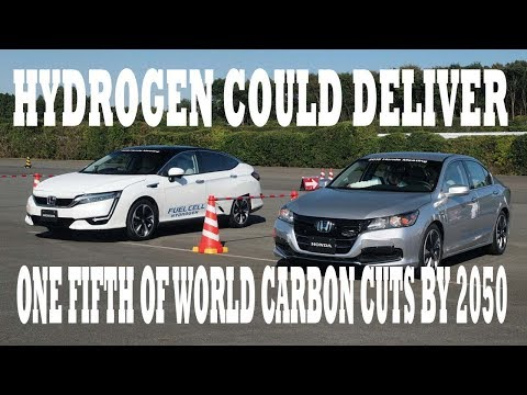 WAW !!! Hydrogen Could Deliver One Fifth Of World Carbon Cuts By 2050, Industry Says