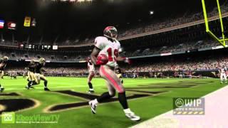 MADDEN NFL 13 - Playbook #1: Gameplay Presentation (2012) | HD