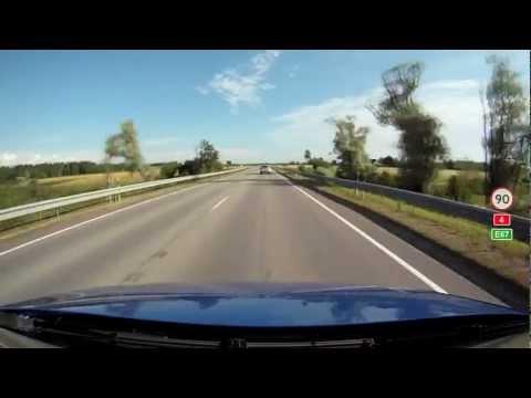 Estonia, Pärnu - Jägala juga, 157 km, 1 Aug 2012