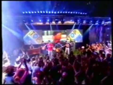 Baddiel, Skinner And The Lightning Seeds - Three Lions '98 - Live On Top Of The Pops