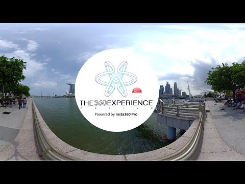 The 360 Experience.SG - Esplanade Waterfront