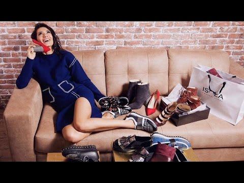 Модная Обувь | Тренды 2017 | С Примеркой