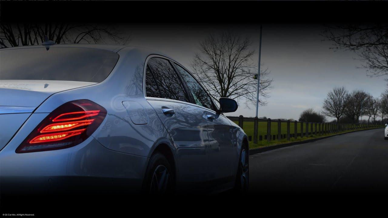 GS Car Hire - Luxury Chauffeur Driven & Executive Car Hire ...