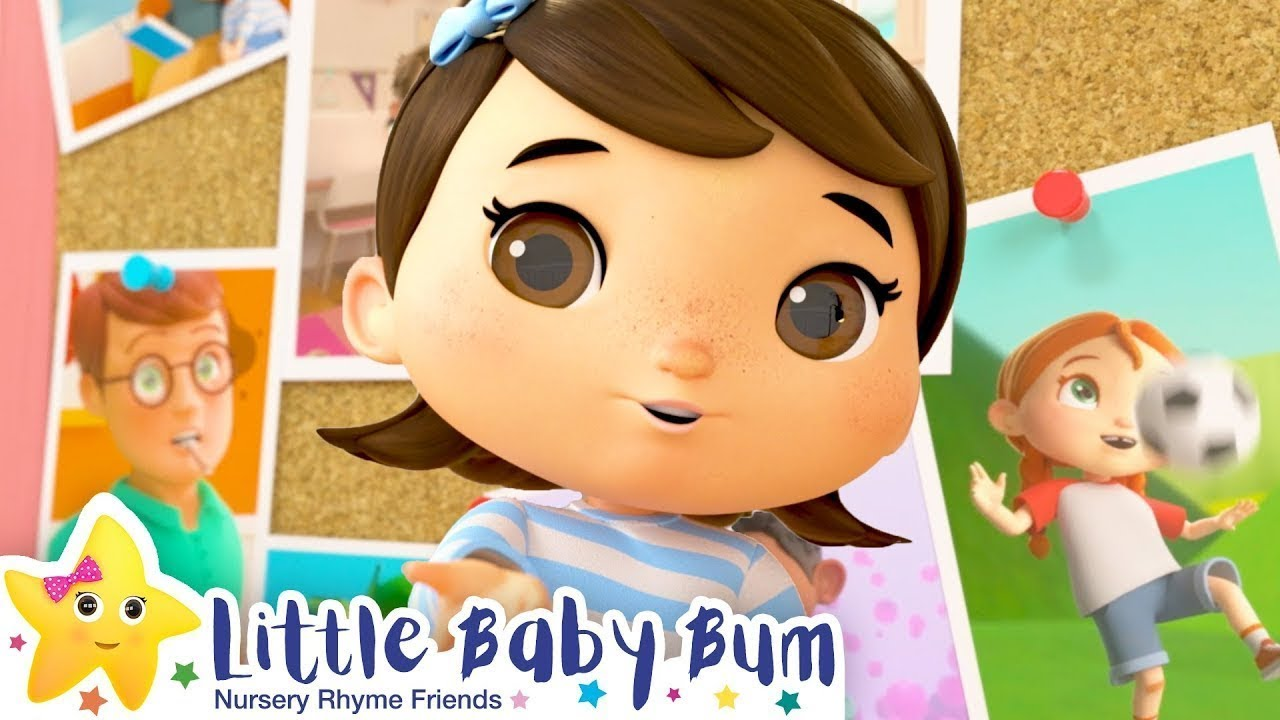 Thank You Song - Little Baby Bum | Cartoons and Kids Songs | Nursery Rhymes | BRAND NEW
