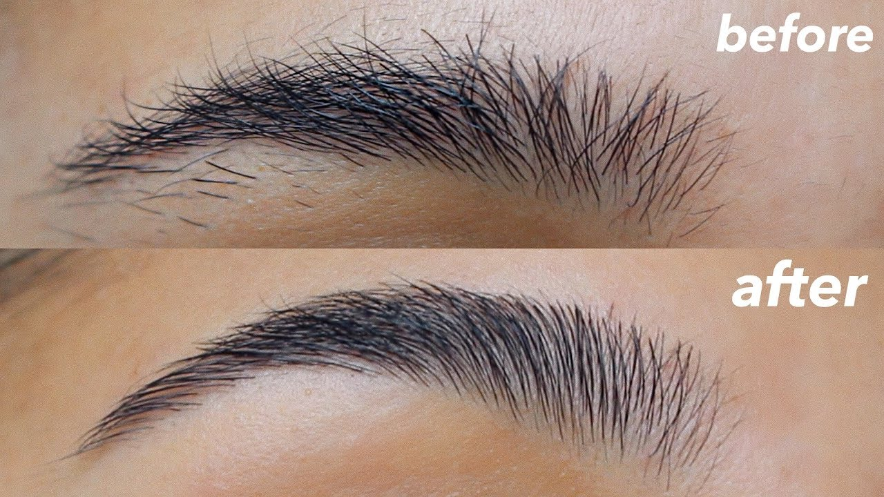 Download HOW TO GROOM + SHAPE YOUR EYEBROWS! (super easy + at home)