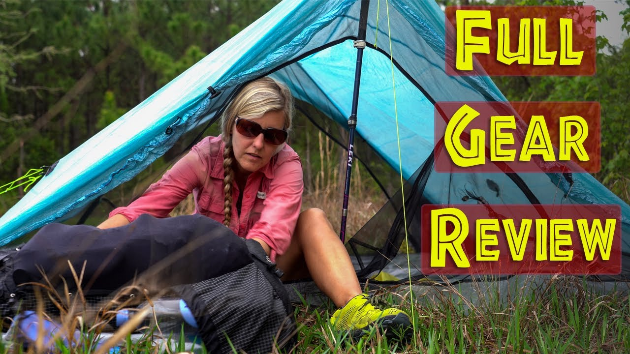 Florida Trail Post-Hike Full Gear Review