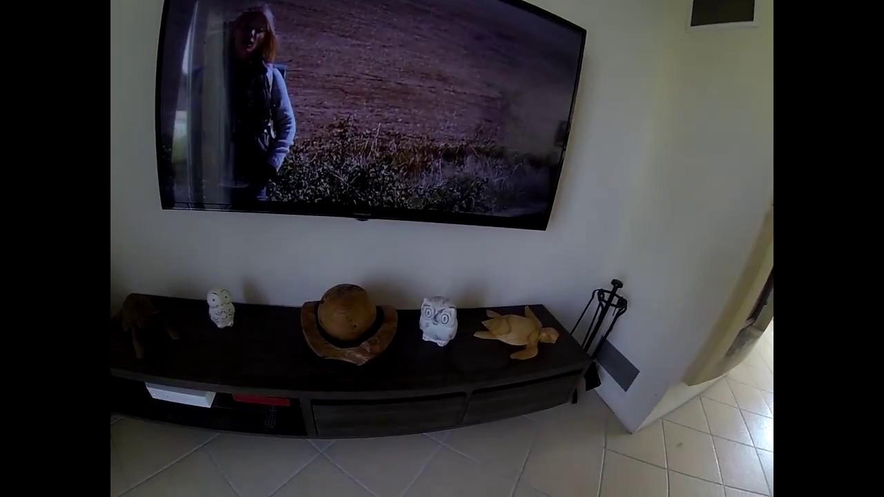 comment cacher les cables tv et electriques