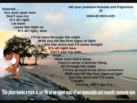 A Ha   There's Never A Forever Thing lyrics