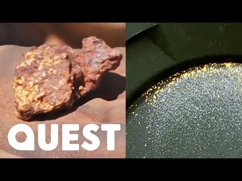 Aussie Gold Hunters VS Devil's Canyon | Gold Hunters On Quest!