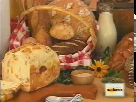 Your Guide To Healthy Bread Making - Breadman Ultimate Video Manual