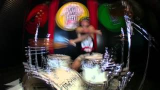 BLINK 182 STAY TOGETHER FOR THE KIDS DRUM COVER