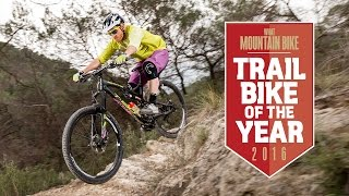Whyte T-130 RS - Trail Bike of the Year Winner