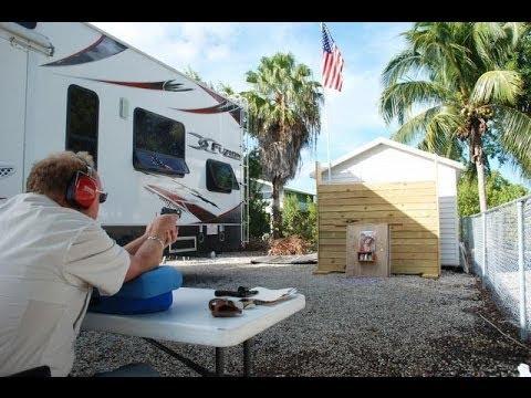 Big Pine Key homeowner has gun range in his yard, and it's totally legal