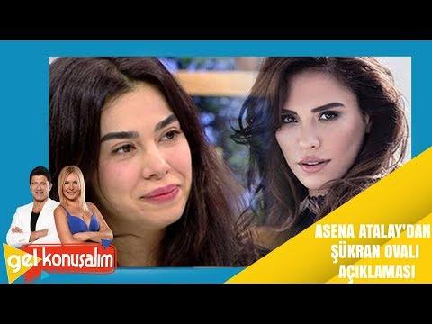 Gel konuşalım | 63. Bölüm | Asena Atalay'dan Şükran Ovalı açıklaması
