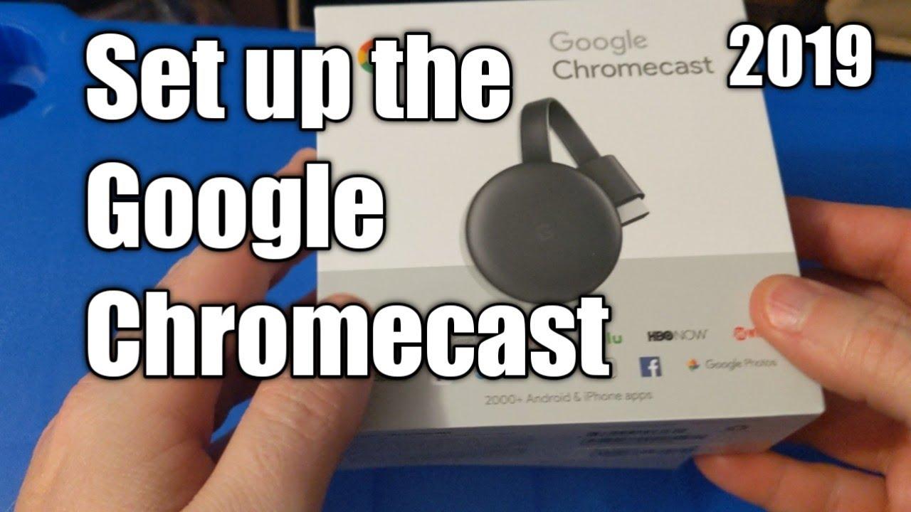 video Chromecast V3
