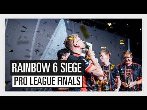 Rainbow Six Pro League Season 3 Finals - Sao Paulo