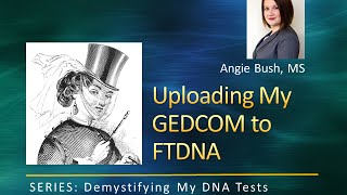 DNA: Uploading my GEDCOM to FTDNA