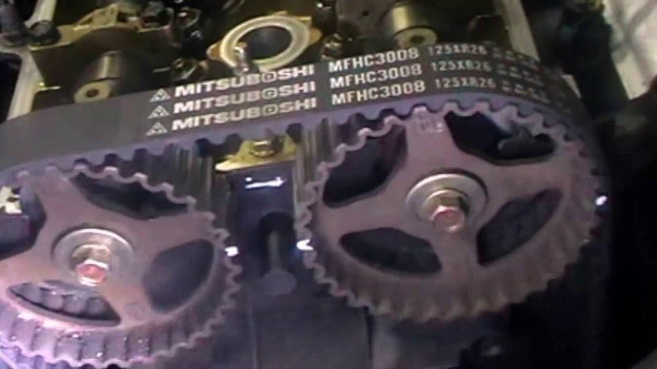 Замена роликов ГРМ honda cr v Замена заднего тормозного цилиндра мицубиси