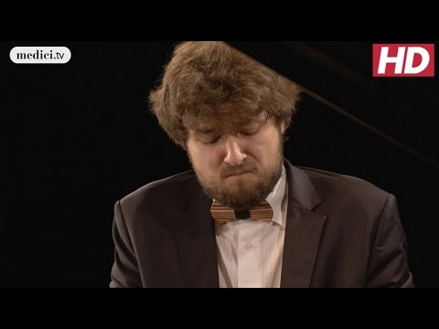 Lukas Geniušas - Sonata for Piano No. 2 - Prokofiev: Verbier Festival 2016