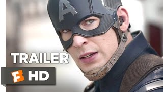 Captain America: Civil War TRAILER 2 (2016) - Scarlett Johansson, Chris Evans Movie HD