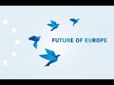 Debating the Future of Europe with Lars Løkke Rasmussen