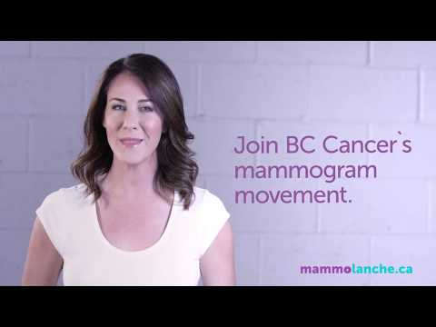 Global BC / BC Cancer Agency - Mammogram 2018