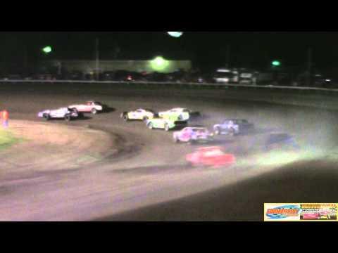 Farmer City Raceway Street Stock Feature 7 3 13