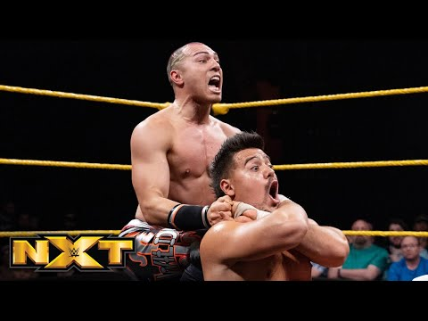 Joaquin Wilde vs. Angel Garza - NXT Breakout Tournament First-Round Match: WWE NXT June 26, 2019