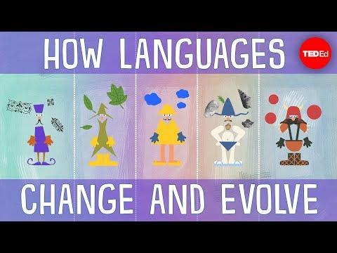 How Languages Evolve - Alex Gendler