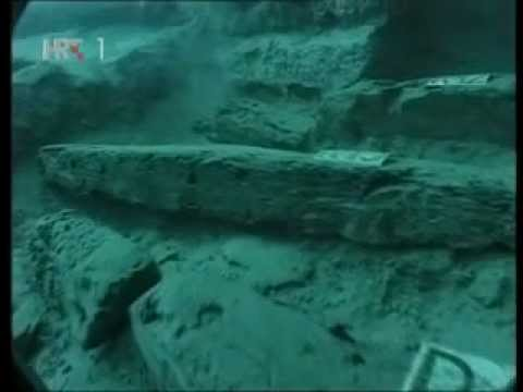 Roman shipwreck with sarcophagi (2011- Brac HRT More.mpg)