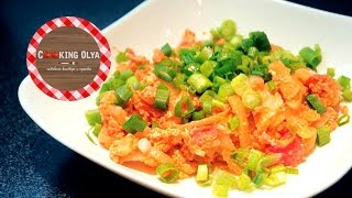 Яичница Шакшука   Быстрые и простые рецепты от CookingOlya