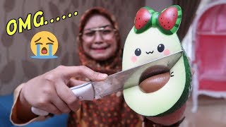 Video SQUISHY DARES! POTONG SQUISHY PAKAI PISAU :( - Ria Ricis download MP3, 3GP, MP4, WEBM, AVI, FLV Agustus 2018