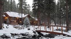 Family trip to Greer, Arizona! || winter wonderland ❄☃️