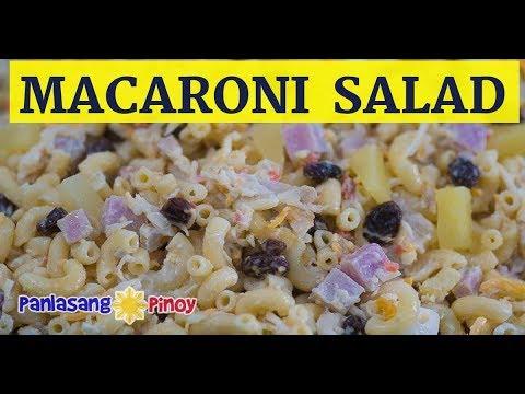 Christmas Chicken And Ham Macaroni Salad