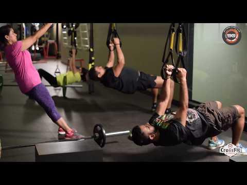 CrossFit Training @9th Gear Fitness Club
