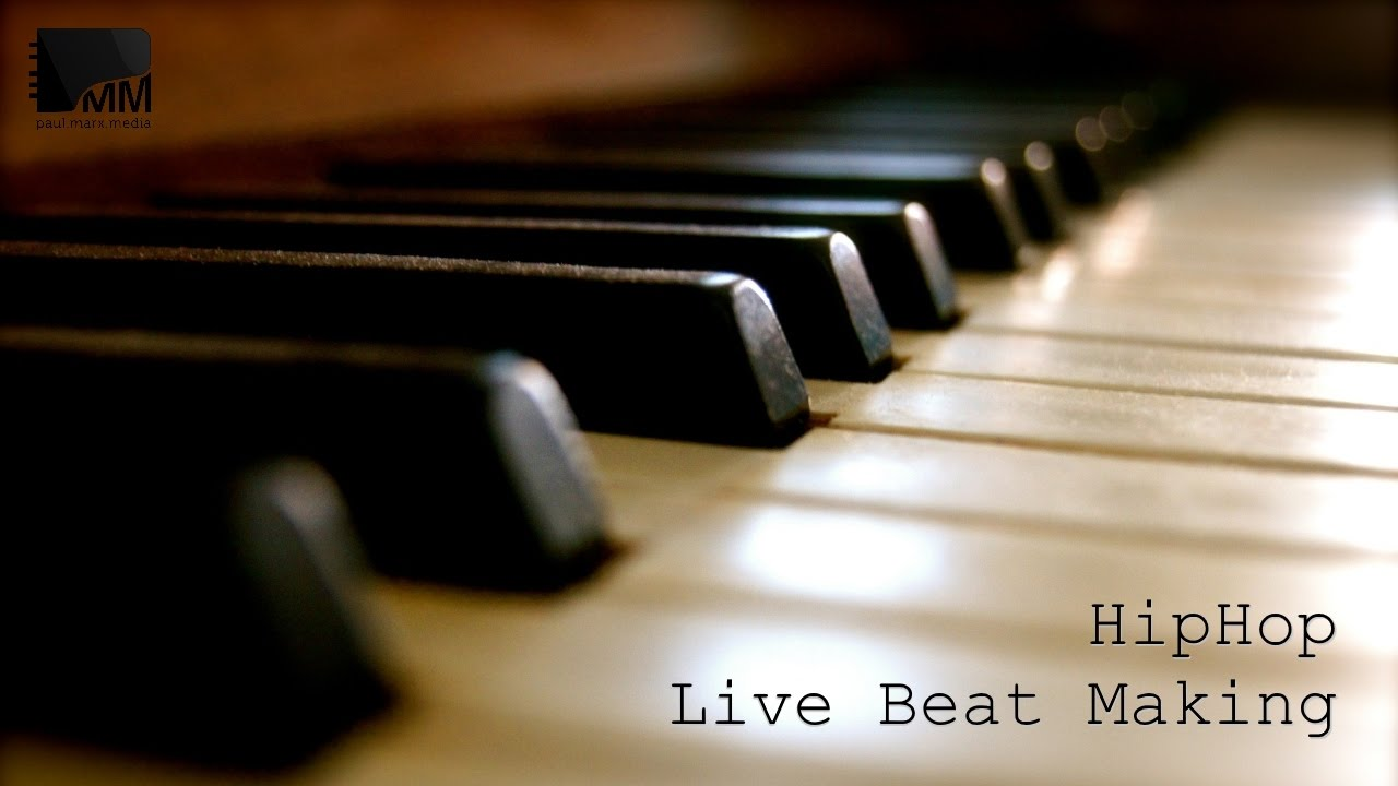 live beat making - hiphop beat (free download) - youtube
