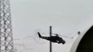 Ukraine War - Ukrainian army in combat firefight Vs Russian armed forces for Donetsk Ukraine